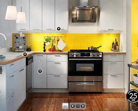 fotos de cocinas pequenas de ikea decoracion