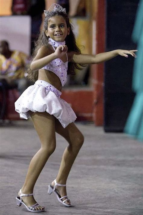Is 7 Year Old Carnival Queen A Step Too Far Even For Rio