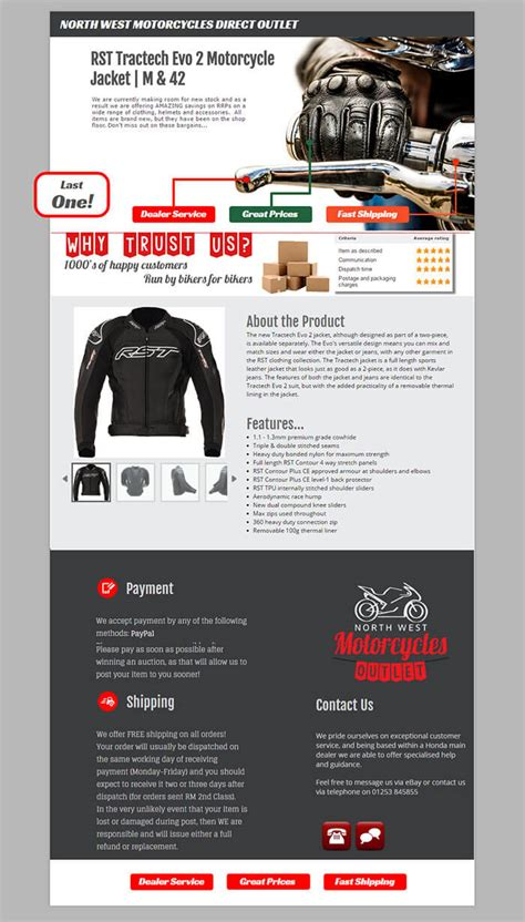 Ebay Ad Template by Crazylister Amazingly Simple Ebay Listing Software
