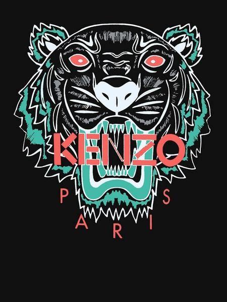 tommy nease full sleeves  shirts kenzo paris black full