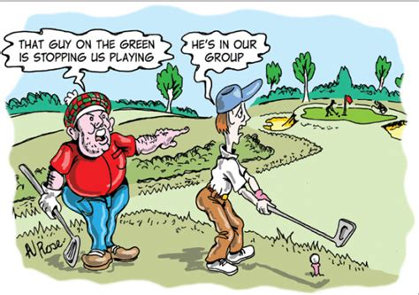 Golf Cartoons Pictures Free