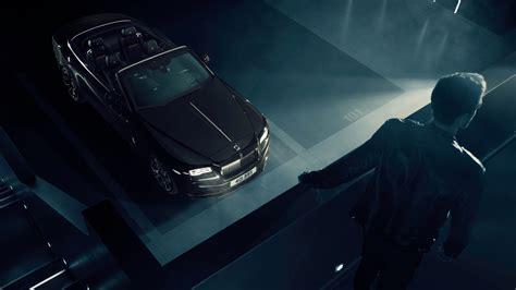 2017 Rolls Royce Dawn Black Badge 2 Wallpaper Hd Car