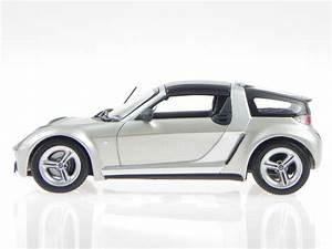 Smart Roadster Coupé : smart roadster coupe grey 2003 modelcar 400032121 minichamps 1 43 ebay ~ Medecine-chirurgie-esthetiques.com Avis de Voitures