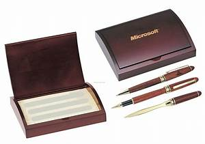 rosewood ball point pen roller ball pen and letter opener With pen and letter opener gift sets