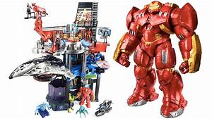 Our First Look At Hasbro's Avengers: Age Of Ultron Toys ...