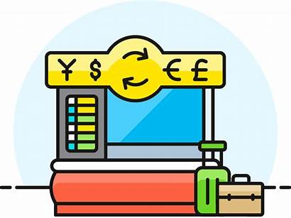 Exchange Foreign Forex Clipart Trading Controls Currency