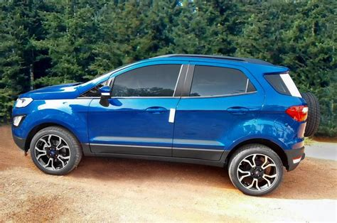 ford ecosport titanium s ford ecosport titanium s signature edition launch on may 14 expected price revealed autocar