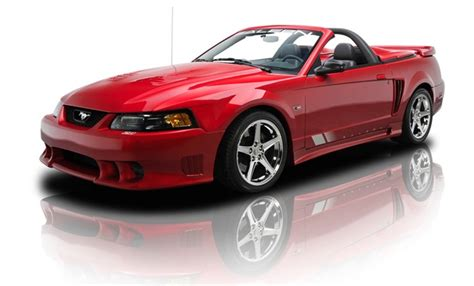 Ford Mustang 99 00 01 02 03 04 05 Saleen Front Bumper Body Kit