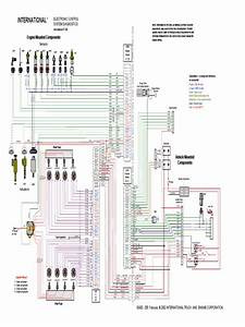 International 4200 Wiring Diagram For  International  Free