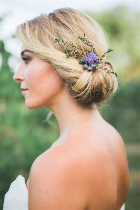 25 Best Ideas About Bridal Hair Flowers On Pinterest