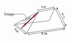 Calcul Surface Toiture 2 Pans : lecture de plan le m tier de ~ Premium-room.com Idées de Décoration