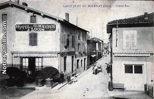 Saint Jean De Bournay : photos et cartes postales anciennes de saint jean de bournay 38440 ~ Medecine-chirurgie-esthetiques.com Avis de Voitures