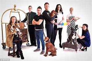 House of Hugo Britain's first luxury hotel for DOGS opens ...
