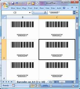 barcode assets tracking track assets for home inventory With create barcodes for inventory
