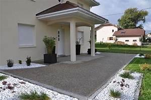 Decoration Entree Exterieur Amenager Une Terrasse Jardin