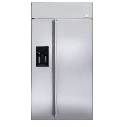 zissdrss ge monogram  built  side  side refrigerator monogram appliances