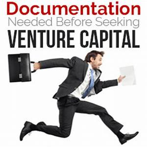Documentation Needed Before Seeking Venture Capital
