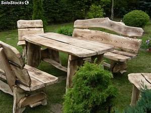 Möbel Für Die Terrasse : g nstige massiven gartenm bel sets aus eiche f r den ~ Michelbontemps.com Haus und Dekorationen