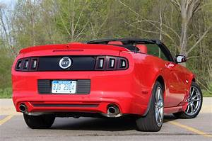 2013 Ford Mustang GT Convertible - Autoblog
