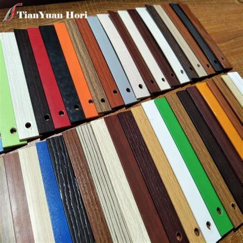 wholesale aluminum chrome edge banding brass edge banding plywood edge trim