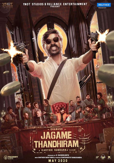 Dhanush had posted earlier that jagame thanthiram was one of the quickest films he had done. Jagame Thanthiram Movie Watch Online | Find Where to Stream Full Movie in HD @ 24reel