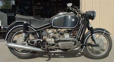 Bmw Motorcycle With A Vw Engine