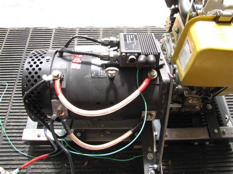 Inverter Generator Alternator Niehoff 28 Vdc 400 Amps (www