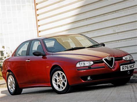 Alfa Romeo 156 Specs  1997, 1998, 1999, 2000, 2001, 2002