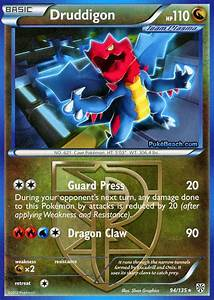 Druddigon -- Plasma Storm Pokemon Card Review | Primetime ...