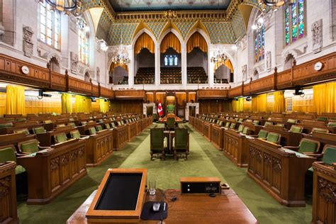 Canadian House of Commons Question Period