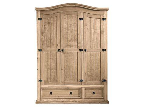 armoire 3 portes 2 3 penderie 1 3 ling 232 re 2 conforama