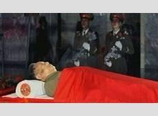 ¿Será embalsamado Kim Jongil? Serperuanocom