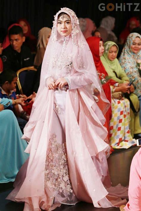 hijab syari akad nikah