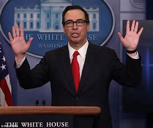 Mnuchin: Trump has 'no intention' of releasing tax returns