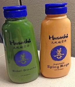 Review – Musashi Midori Green Sriracha and Japanese Spicy ...