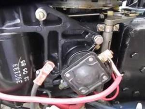 25 Hp Johnson Battery Cable Repair