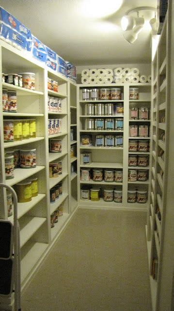 Basement Pantry Ideas Food Storage Room Basement This Would Be Heaven