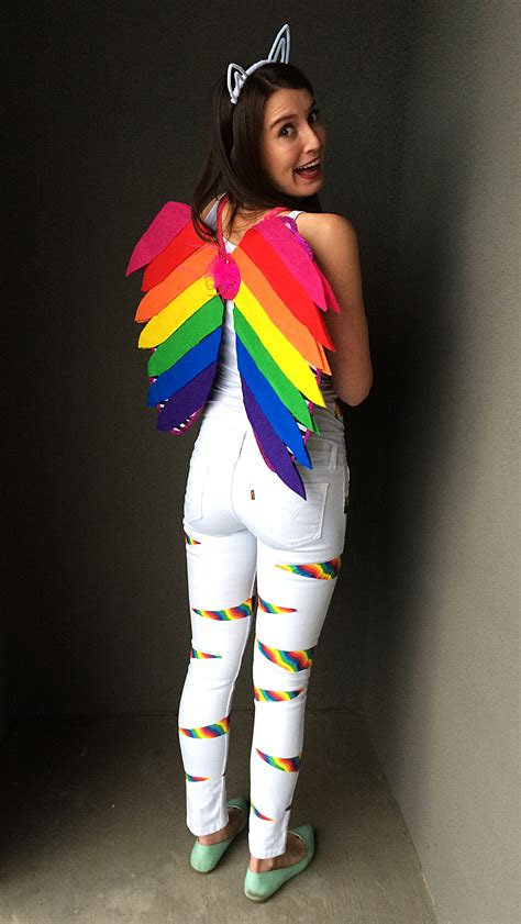diy costume lisa frank rainbow kitten costume diy bunny baubles