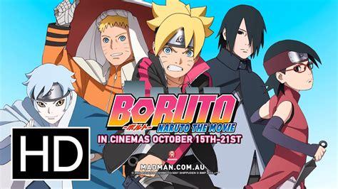 Naruto Shippuuden Movie 7 Dubbed