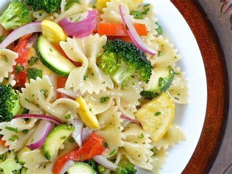 summer pasta salad recipe summer vegetable pasta salad recipe