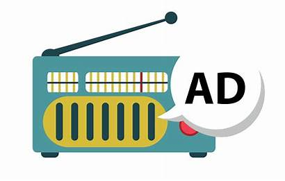 Radio Advertising Clipart Advertisement Ad Ads Transparent