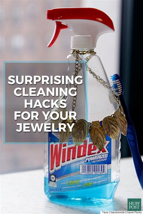 How To Clean Your Jewelry With Ketchup, Plus More