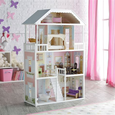 wood doll house  woodworking