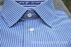 Blank label custom shirts review three guys golf for Blank label shirts