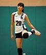 亚洲最美排球女神,身高1米8腿长1米2,想要嫁黑人运动员
