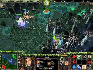 Warcraft 3 Dota Allstars Kunkka YouTube