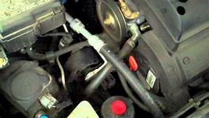 2004 Honda Odyssey Ac-related Engine Noise