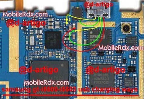 samsung galaxy5 i5503 charging jumper solution usb problem ways