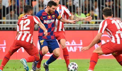 Roja Directa: Barcelona vs. Atlético de Madrid EN VIVO ...