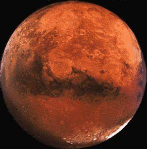A 3rd Grade Science Report on Mars
